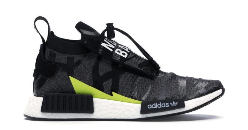 Bape x Neighborhood x Adidas: pronto il countdown per le due nuove sneakers