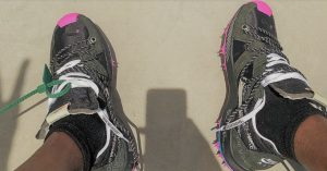 Off-white x Nike: ecco la nuova sneaker running di Virgil Abloh