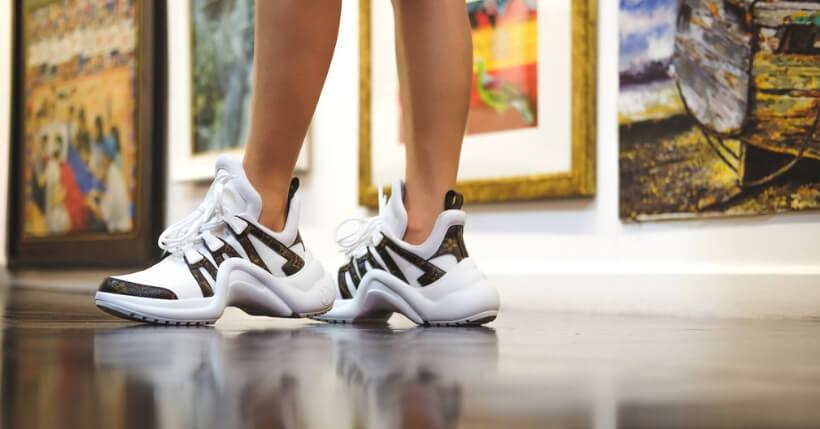 Louis Vuitton chunky sneakers: I modelli che devi assolutamente avere