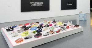 Figures of Speech, Virgil Abloh presenta modelli inediti di sneakers OFF White x Nike