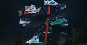 Nike: in anteprima le nuove sneakers con Lego e Stranger Things