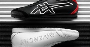 Givenchy x Tiger: insieme per la nuova sneaker Messico 66 sporty chic