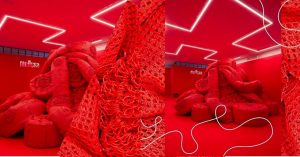 Melissa Campana Crochet e la nuova vita della plastica