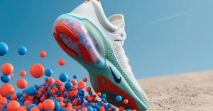 Nike Joyride: il nuovo sistema di ammortizzazione con palline colorate (foto)