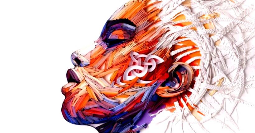 l'arte della carta espressa da Yulia Brodskaya