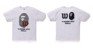 BAPE x Wilson, ecco a voi la prima collezione Bape dedicata al mondo del tennis