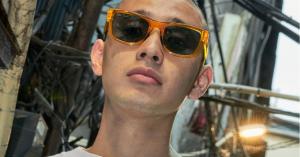 Louis Vuitton Rainbow: La nuova collezione di sunglasses by Virgil Abloh