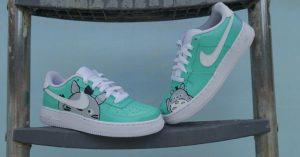 Sneakers personalizzate: Guida alle scarpe custom, dove comprarle?