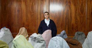 Raf Simons: Chi è lo stilista che ha inventato l'high street end