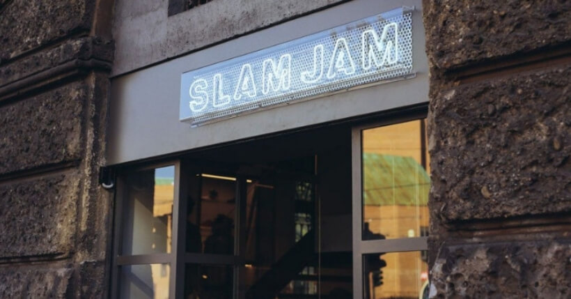 Slam Jam: Il negozio streetwear italiano che ha fatto la storia