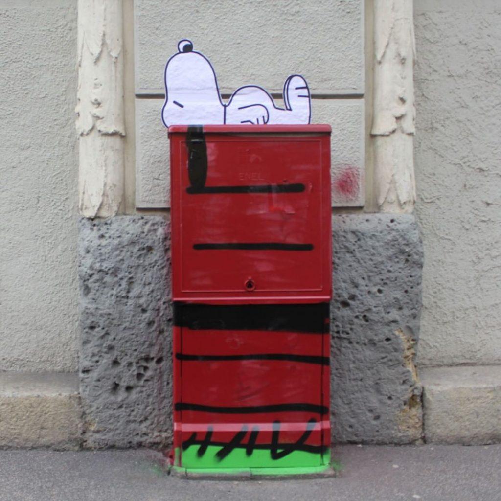 street artist italiani, pao