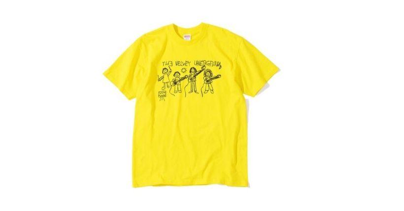 Supreme x The Velvet Underground: Droplist 19 settembre 2019, arriva la capsule rock&street