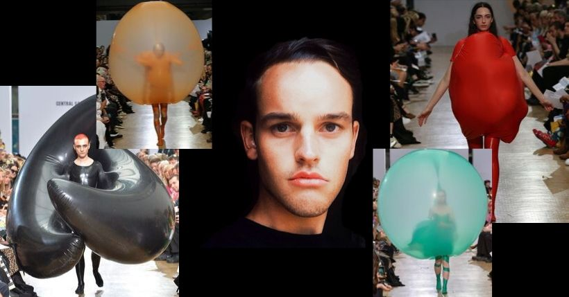 Fredrik Tjaerandsen, abiti palloncino