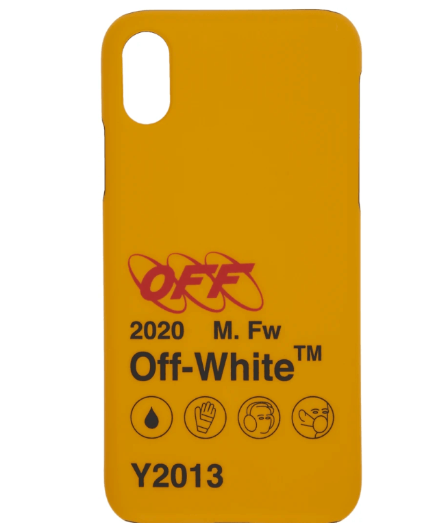 Cover IPhone Off White