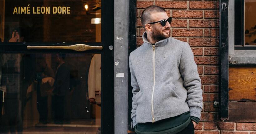 Aimé Leon Dore: Eleganza e anni 90 per il brand post-streetwear di Teddy Santis