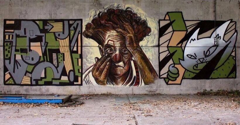 20 street artist italiani