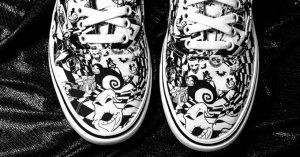 Pronti per le prime foto The Nightmare Before Christmas x Vans in uscita ad ottobre?
