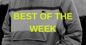 Il meglio dello streetwear: Settimana 20-27 settembre 2019 è di Supreme e Stussy