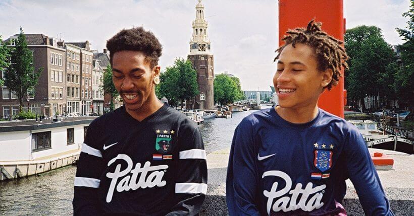 Patta FW 2019: La nuova collezione autunno inverno, tra t-shirt, Clarks e giacche