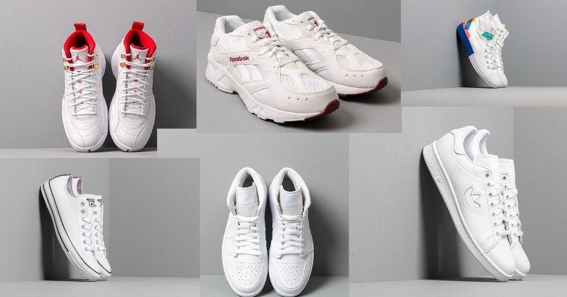 sneaker bianca