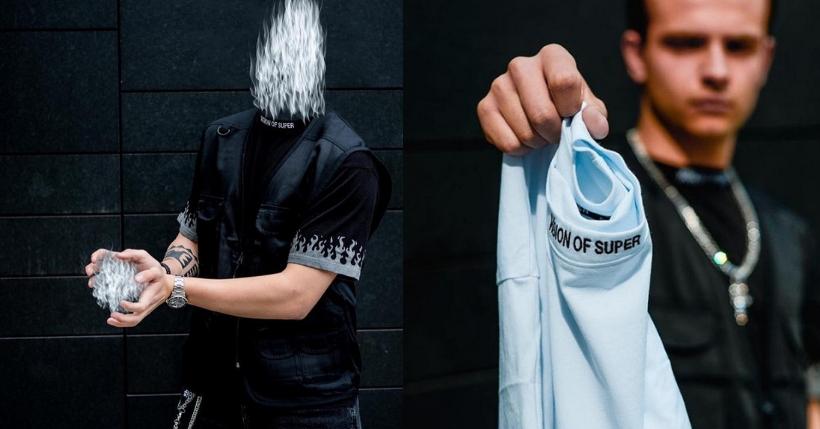 Vision of Super, l'esplosione delle fiamme streetwear