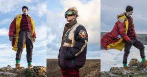 Woolrich x GRIFFIN: la loro capsule collection è 100% sostenibile