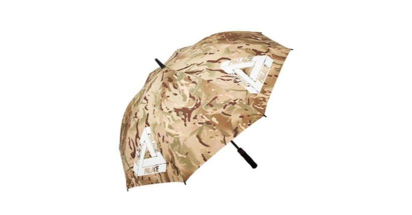 Palace: Droplist 18 ottobre 2019, arrivano i capi per la pioggia