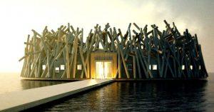 Arctic Bath, l'albergo galleggiante è la rivelazione dell' hotellerie di lusso 2020