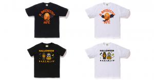 Magliette Bape Halloween: scappate, ci sono nuovi mostri in città!