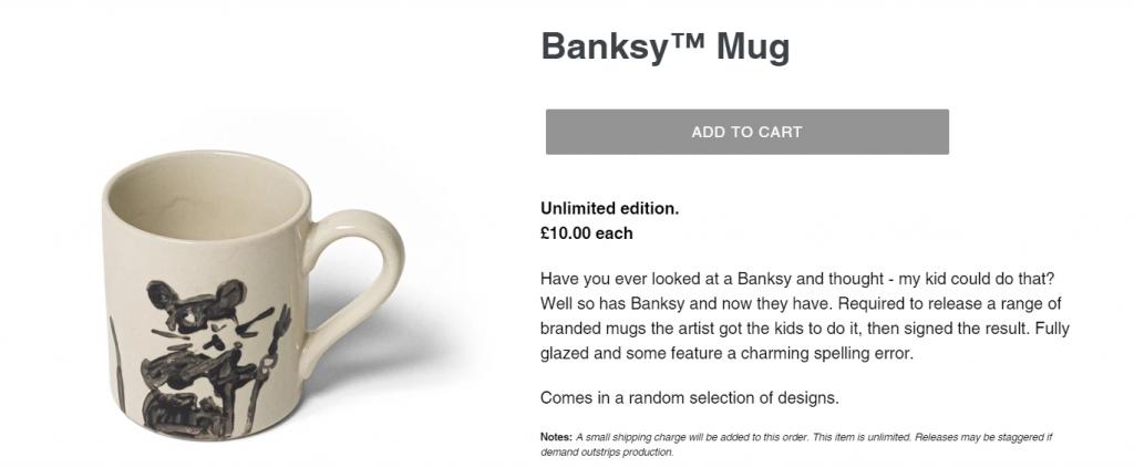 Gross Domestic Product mug