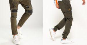Sneakers da abbinare ai pantaloni cargo: I 5 migliori modelli per il 2019
