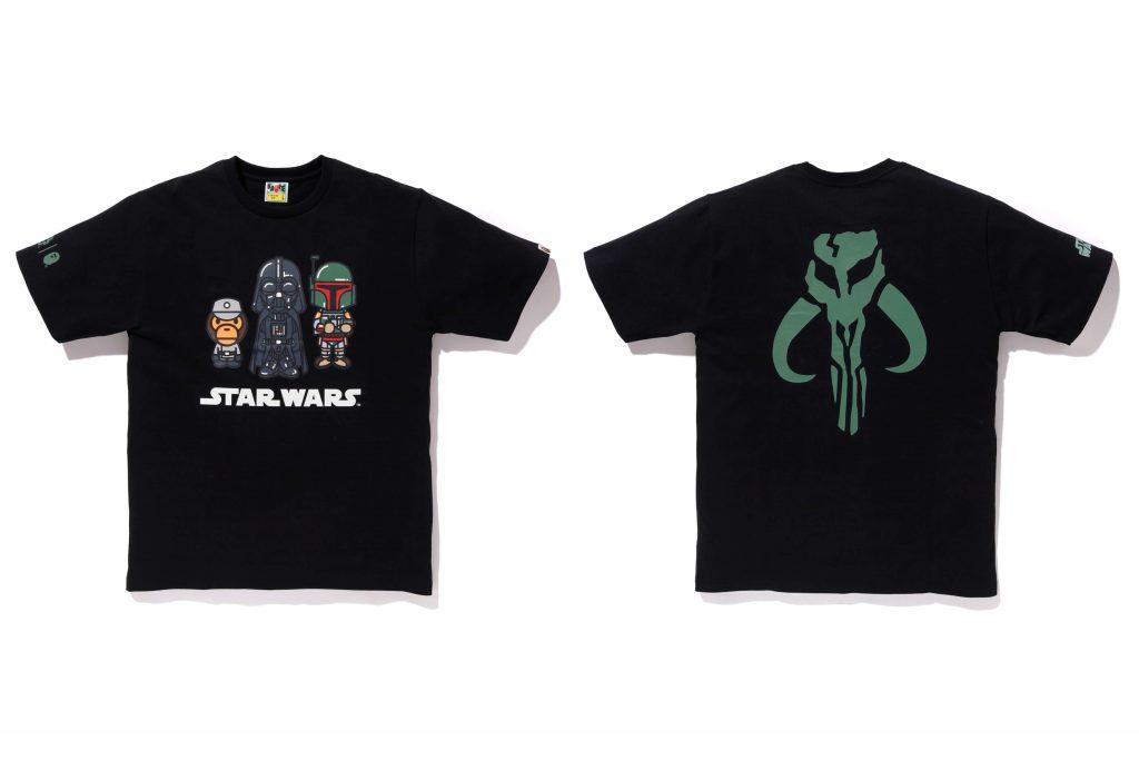 Bape x Star Wars