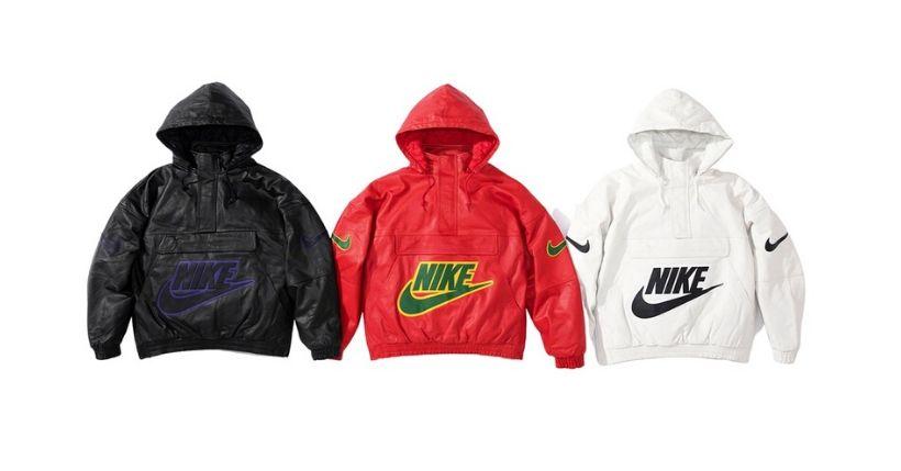 Supreme x Nike: insieme per la Fall 2019 capsule collection