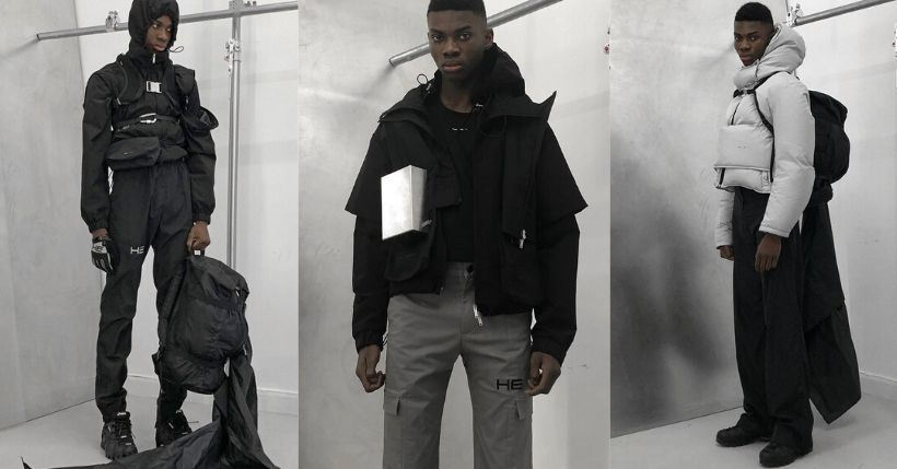 Il meglio dello streetwear: Settimana 16-22 novembre 2019 è di Nike e di Heliot Emil