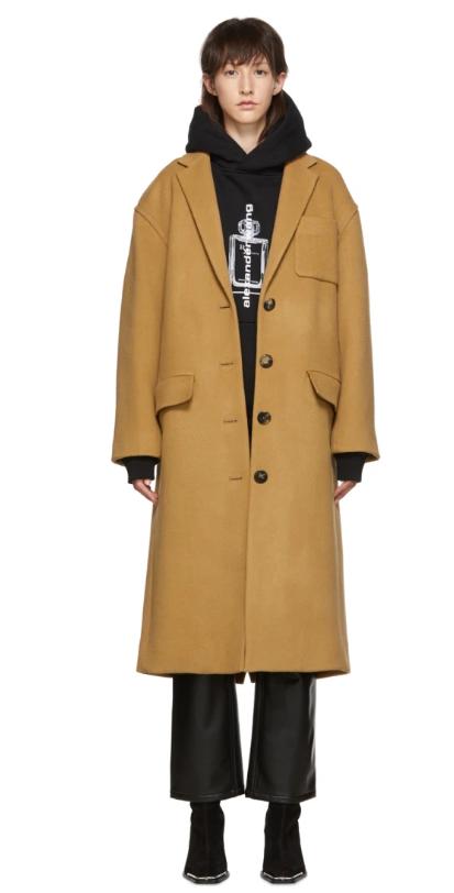 Cappotto-streetwear-donna-Alexander-Wang