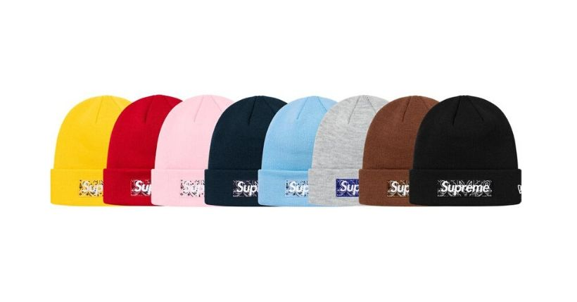 Supreme: Droplist 12 dicembre 2019, in arrivo la Bandana box logo hoodie
