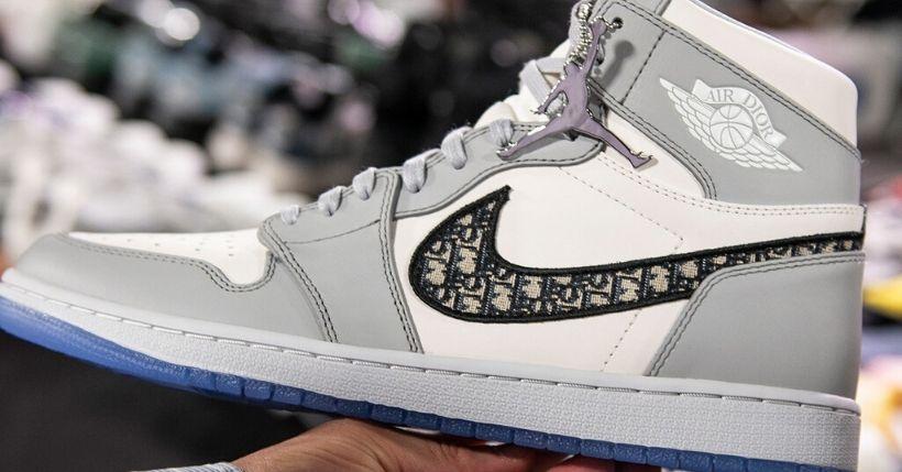 Dior x Nike: finalmente svelate le nuove Air Jordan 1 High OG