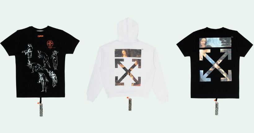Off-White c/o Louvre