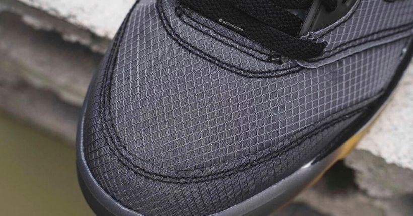 Nike Air Jordan V x Off-White: Foto e primo sguardo alle nuove sneakers di Virgil Abloh