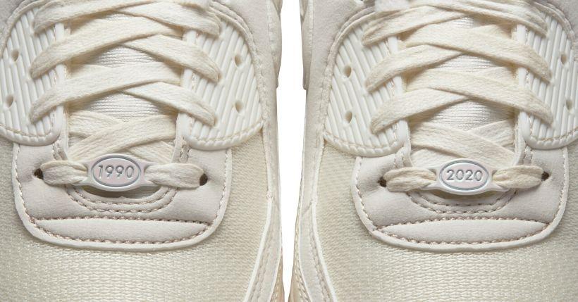 Scarpe Nike Air Max 90: L'anniversario di 30 anni celebrati nel 2020