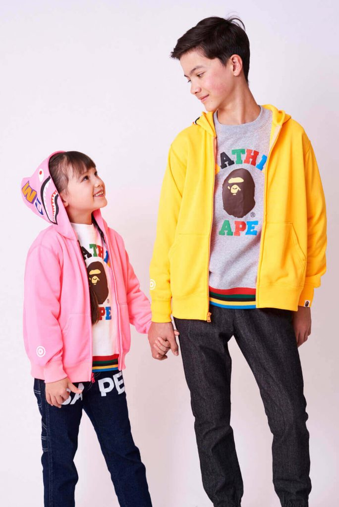 Bape-spring-summer-collections-kids