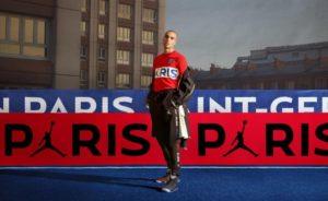 Jordan Brand x Paris Saint-Germain: Calcio e basket uniti per la collezione sportswear
