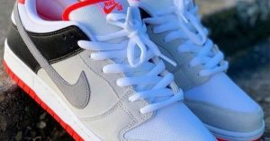 Nike SB Dunk Low Infrared: In arrivo le sneakers che omaggiano le Air Max 90