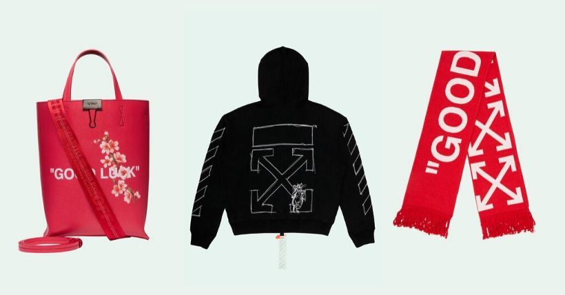 Off-White Lunar New Year