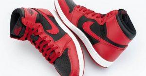 Air Jordan 1 Hi '85 Varsity Red: Nuova vita per un'icona delle sneakers