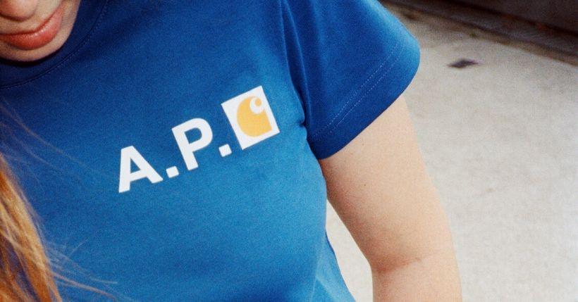 A.P.C. X Carhartt WIP: insieme per la capsule Interaction #5