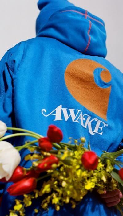 Carhartt WIP & Awake NY inaugurano il 2020 con una collaborazione