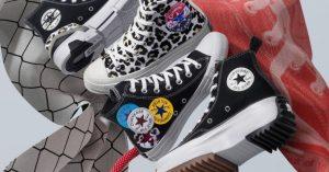 La Converse Twisted 2020 ripensa un'icona fashion