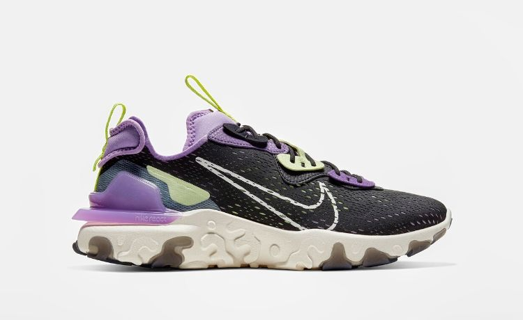 Nike React Vision D/MS/X: Le foto delle nuove sneakers