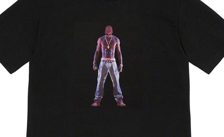 Supreme: Droplist 27 febbraio 2020, l'Hologram Tupac tee spacca!